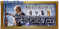 FFRK Doorway to Another Realm Event