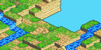 Giza Plains (Tactics Advance)