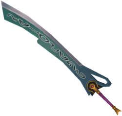 FFX Weapon - Sword 2