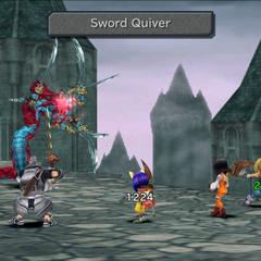 Sword Quiver.