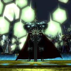 King Thordan and his Knights Twelve.