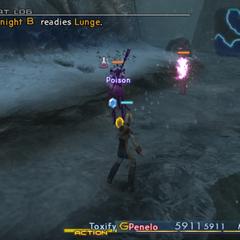 Toxify in <i>Final Fantasy XII</i>.
