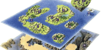 List of Final Fantasy Legend III locations