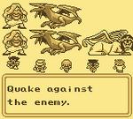 FFLIII Quake Ability