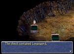 FFIII Altar Cave Longsword 3