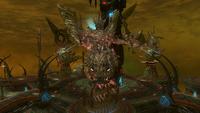 FFXIV Warring Triad Demon