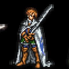 Isilud, Knight, & Summoner.