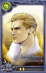 FF8 Seifer Almasy R L Artniks