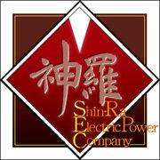 Logo da Shinra.