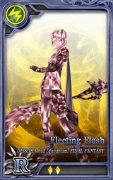 D012 Fleeting Flash R L Artniks