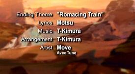FFU Ending Theme - Romancing Train