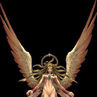 Lilith Ascendant, Lady Lilith's final form.