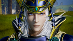 New Dissidia Final Fantasy Warrior of Light Face