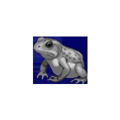 Frog portrait for Golbez, Gekkou, and Zangetsu in <i><a href=