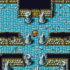 The Chaos Shrine (GBA).