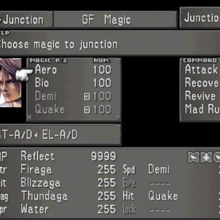 Junction Magic option.