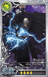 FF11 Ramuh SR L Artniks