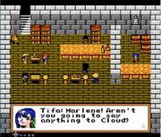 Tifa's Bar NES