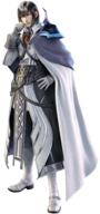 Cid Raines of Final Fantasy XIII.