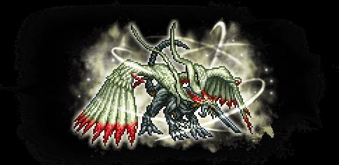 FFRK Ultimate+ Nova Dragon FFIX