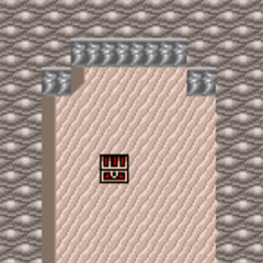 The second basement, fourth area of Bone Dungeon.