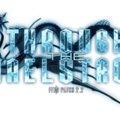 <i>Through The Maelstrom</i> (2.2) logo.