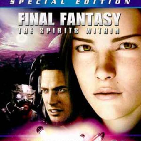 DVD cover.|File:Final-Fantasy-The-Spirits-WithinUMD.jpg|UMD cover.|File:Final-Fantasy-The-Spirits-WithinBlueray.jpg|Blu-ray cover.|File:Final-Fantasy-The-Spirits-Within.jpg|Alternate DVD cover.
