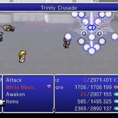 Trinity Crusade.