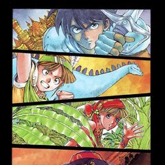 Main Characters in Color.