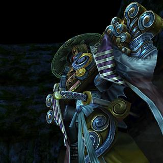 Dark Yojimbo appears.