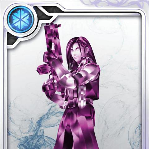 A Rank N Transient Gunner card.
