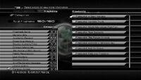 XIII-2 Fragments menu