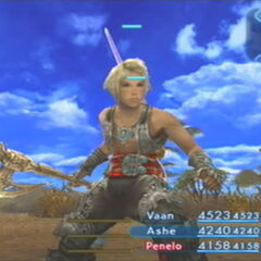 Golden Axe ingame in <i><a href=
