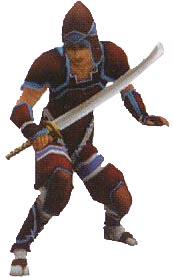 League Warrior ffx-2