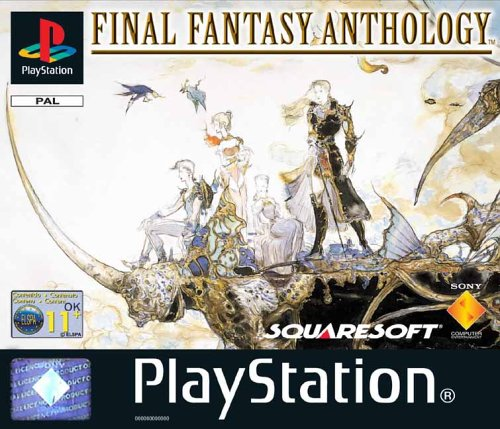 File:Final Fantasy Anthologies.jpg