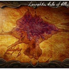 Map of Lesrekta.