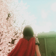 Rem in the final scene of