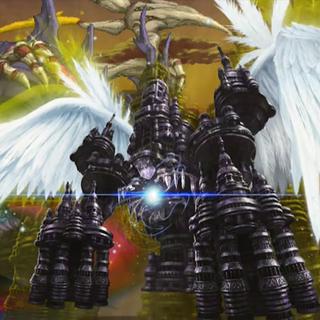Alexander's summon cut-in (Rank 7).