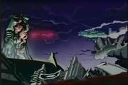 Battle with Deathgyunos