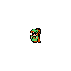 The green Onion Knight (NES).