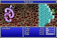 FFIV Tidal Wave