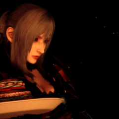 Aranea at camp.
