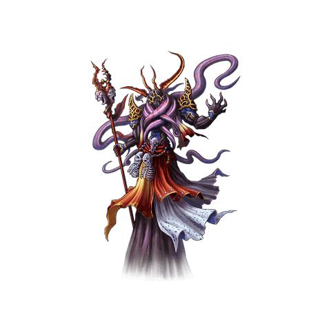 Enuo's <i>Final Fantasy V</i> Mobile sprite.