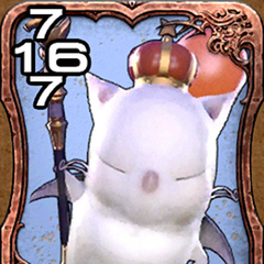 Good King Moggle Mog XII from <i><a href=