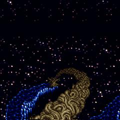 Battle background (Final Battle) (SNES).