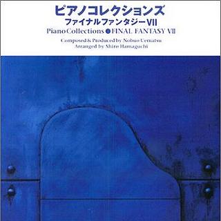 <i>Final Fantasy VII Piano Collection Sheet Music</i>.