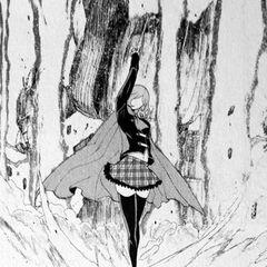 Rem in the manga.