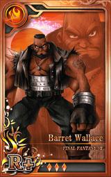 FF7 Barret Wallace R+ F Artniks