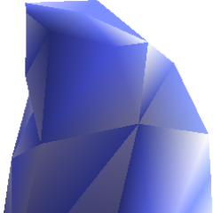 Blue Huge Materia (Bahamut ZERO).