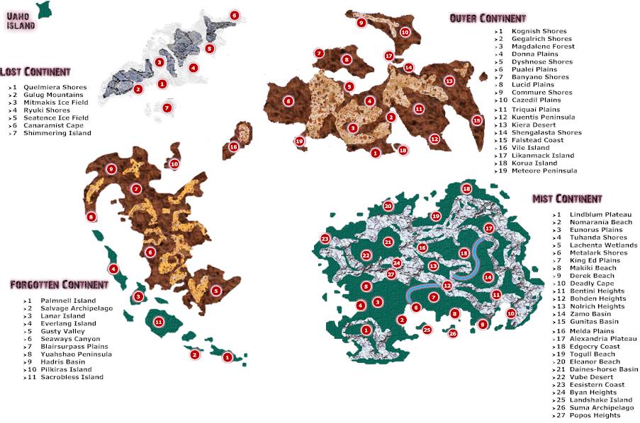 Image Ffix n world map Final Fantasy Wiki FANDOM powered by Wikia